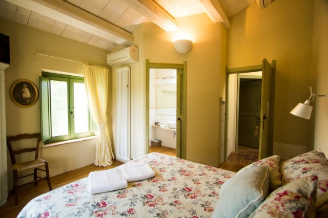 Villa Zwembad Le Marche 42
