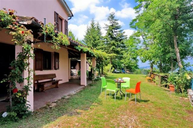 Villa Zwembad Sarnano 2