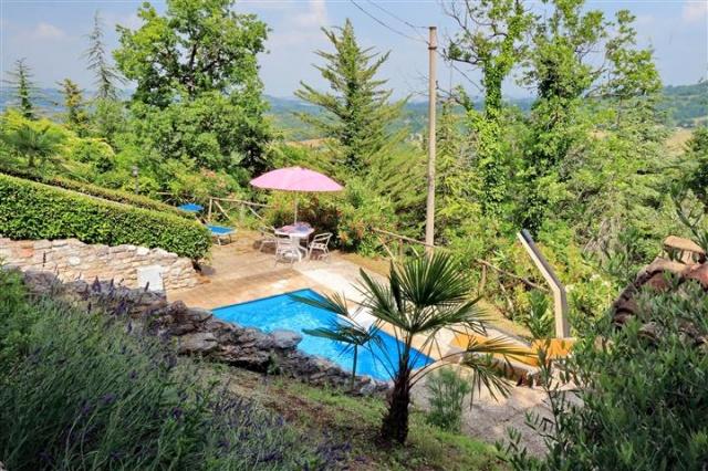 Villa Zwembad Sarnano 3