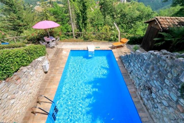 Villa Zwembad Sarnano 7