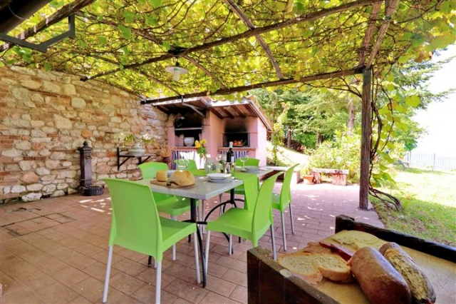 Villa Zwembad Sarnano 8