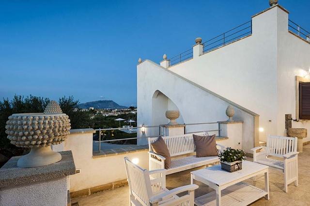 Villa Zwembad Trapani Sicilie 16