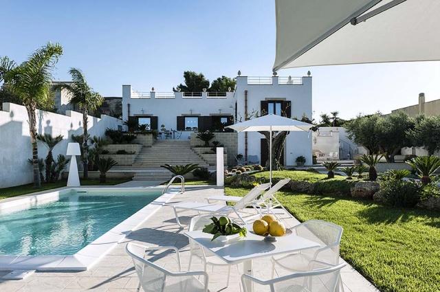 Villa Zwembad Trapani Sicilie 7