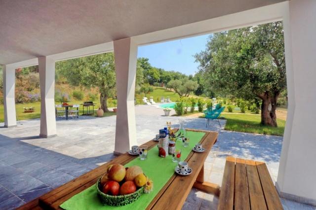 Villa Zwembad Airco Cingoli 6