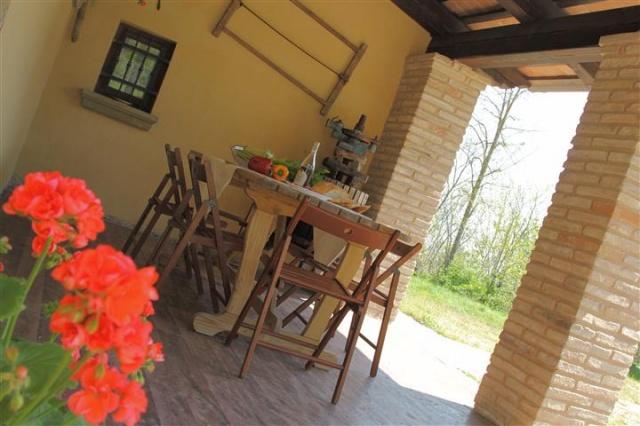Villa Zwembad Wifi Le Marche 44