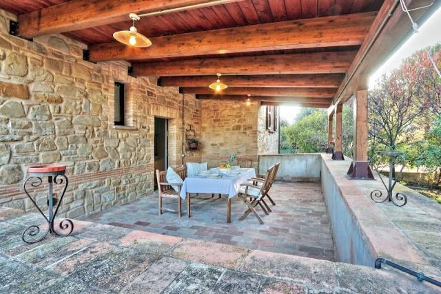 Villa Met Pool Bij San Severino Le Marche 17
