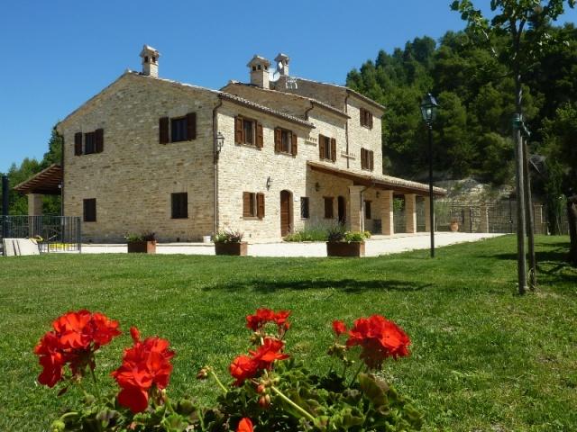 Villa Met Zwembad Voor 11p In Montelparo Le Marche 15