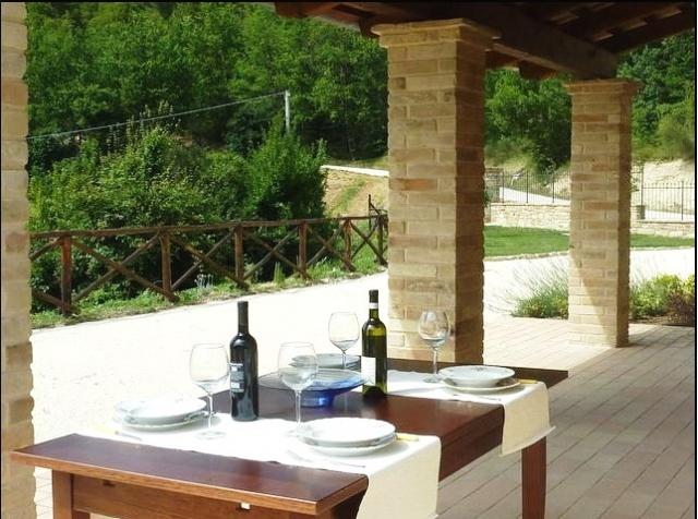 Villa Met Zwembad Voor 11p In Montelparo Le Marche 2