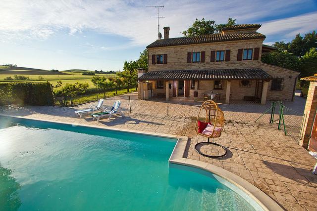 Villa Met Zwembad Voor 6p Macerata Le Marche 11