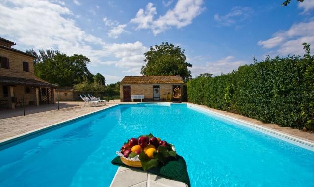Villa Met Zwembad Voor 6p Macerata Le Marche 2
