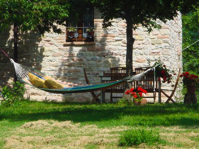 Vrijstaand Vakantiehuisje Voor 6 Met Zwembad Le Marche 22