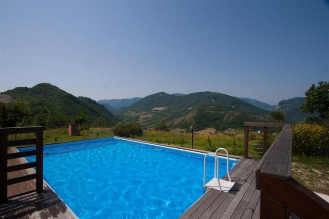 Vrijstaand Vakantiehuisje Voor 6 Met Zwembad Le Marche 7