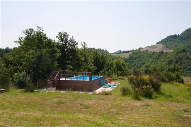 Vrijstaand Vakantiehuisje Voor 6 Met Zwembad Le Marche 9