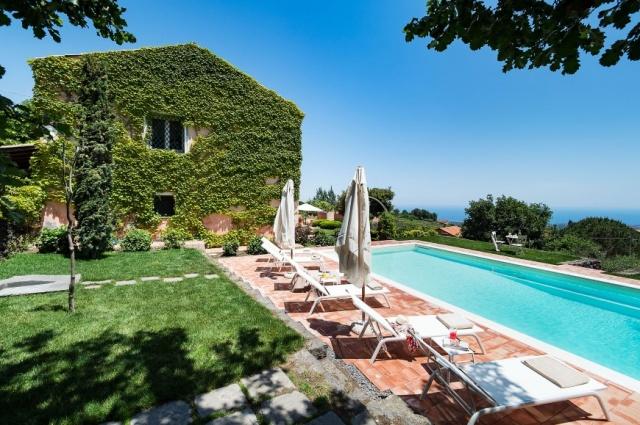 Vrijstaande Vakantiewoning Natuurpark Etna Sicilie 6a