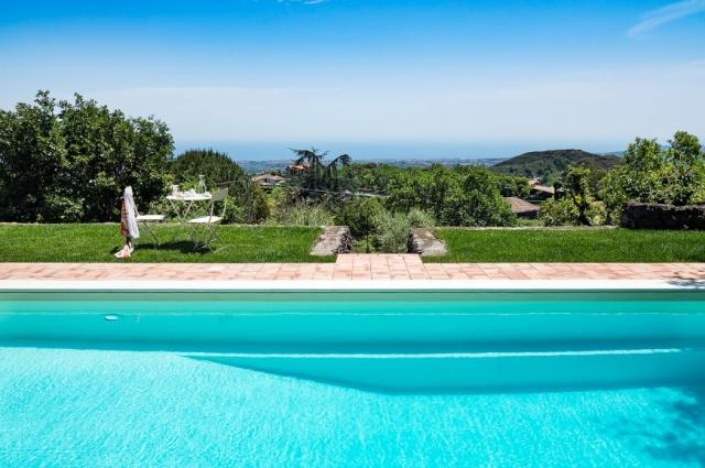 Vrijstaande Vakantiewoning Natuurpark Etna Sicilie 9a