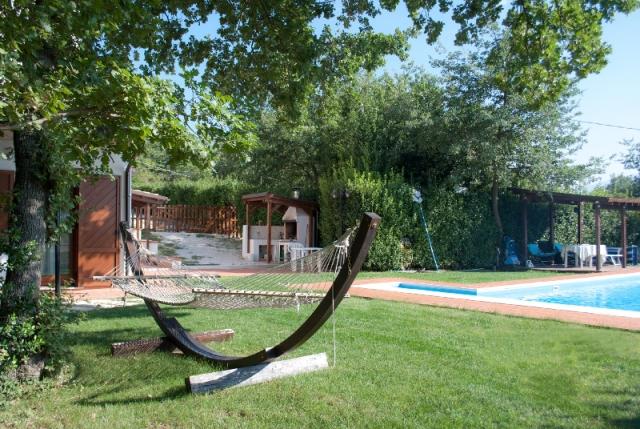 Vrijstaande Villa Abruzzo Met Zwembad 21