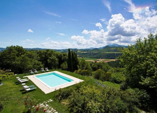 Vrijstaande Huisje Met Zwembad In Noord Le Marche 43