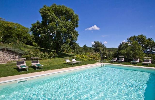 Vrijstaande Huisje Met Zwembad In Noord Le Marche 44