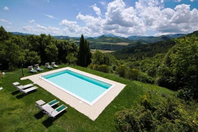 Vrijstaande Huisje Met Zwembad In Noord Le Marche 45a