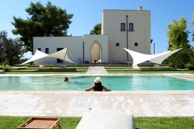 Zuid Puglia Luxe Villa Groot Zwembad 19 Personen 1