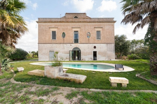 Zuid Puglia Originele Tenuta Zwembad 4