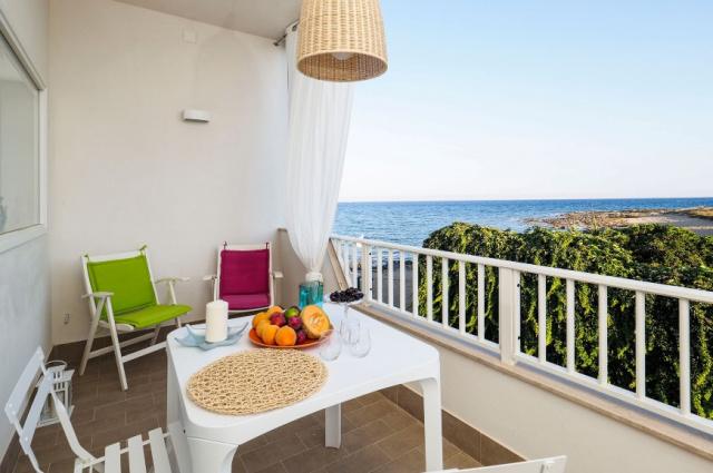 Zuid Sicilie Appartement Direct Aan Zee En Strand 15