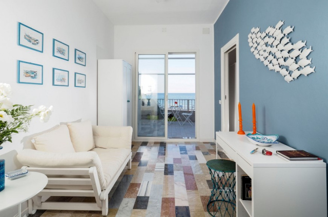 Zuid Sicilie Appartement Direct Aan Zee En Strand 7