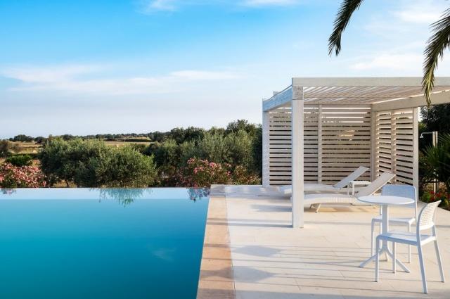 Zuid Sicilie Villa Met Infinity Zwembad 1