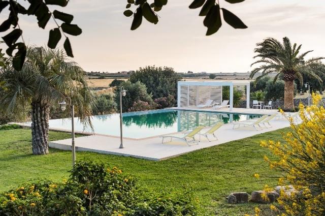 Zuid Sicilie Villa Met Infinity Zwembad 4