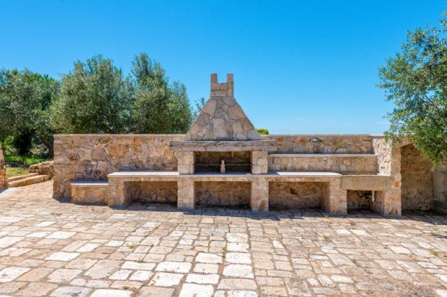 Zuid Puglia Leuca Villa 4 Km Van Zee 20