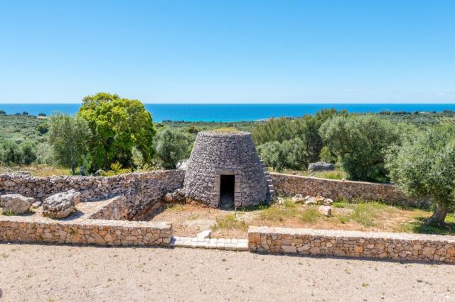 Zuid Puglia Leuca Villa 4 Km Van Zee 21