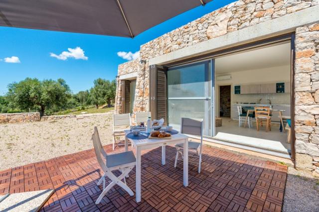 Zuid Puglia Leuca Villa 4 Km Van Zee 54