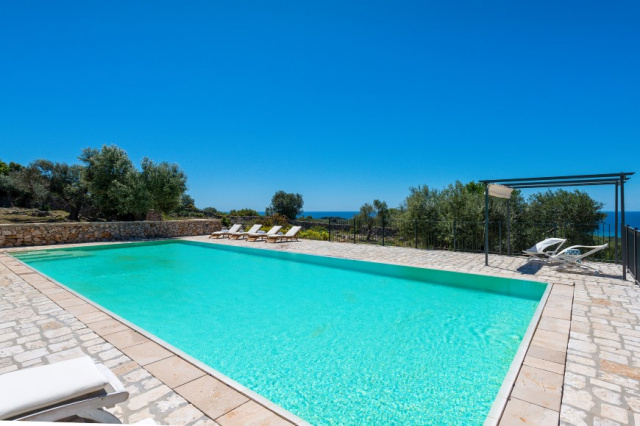 Zuid Puglia Leuca Villa 4 Km Van Zee 9