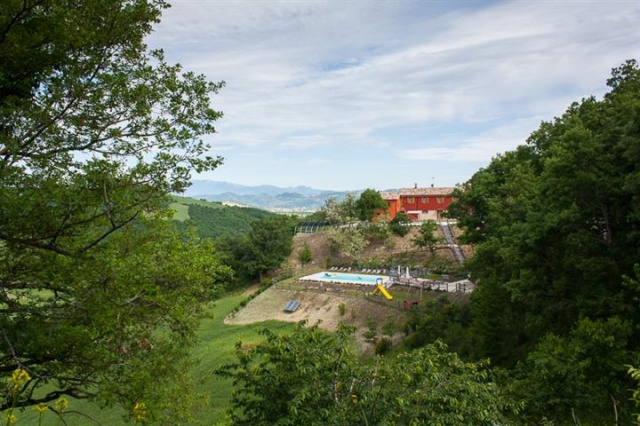 Zwembad Agriturismo Le Marche 10