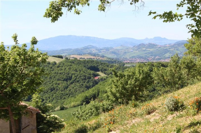 Zwembad Agriturismo Le Marche 9