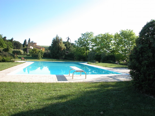 Agriturismo Abruzzo Italie Zwembad 3