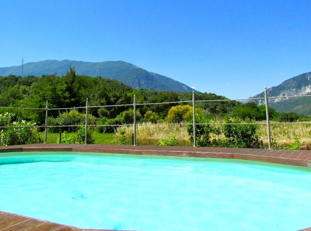 Agriturismo In Natuurrijk Park Met Zwembaden Abruzzo 1a