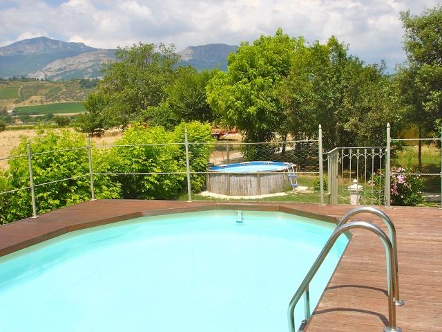 Agriturismo In Natuurrijk Park Met Zwembaden Abruzzo 1c