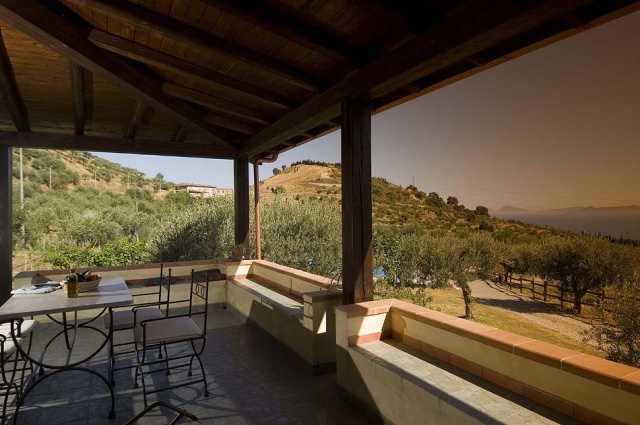 Agriturismo Sicilie Met Zwembad En Zeezicht Nabij Patti 10