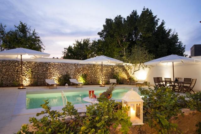 App Salento Gedeeld En Verwarmd Zwembad Puglia 21