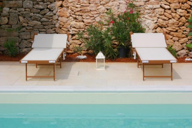 App Salento Gedeeld En Verwarmd Zwembad Puglia 8