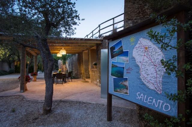 App Vakantiepark Salento Lecce Zwembad 132
