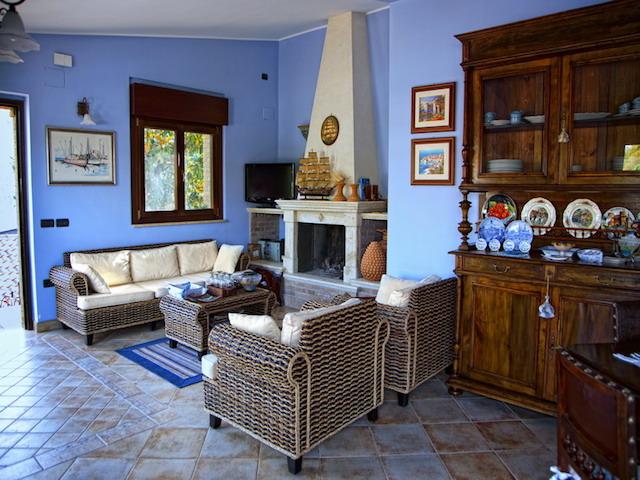 Calabrie Luxe Historische Villa Met Zwembad 10