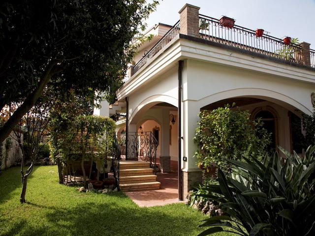 Calabrie Luxe Historische Villa Met Zwembad 5