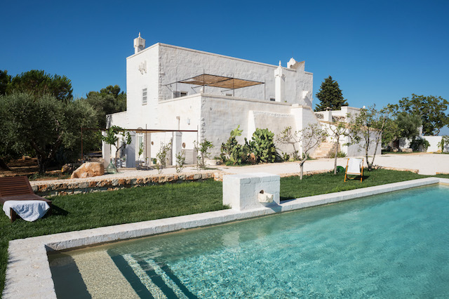 Conversano Luxe Masseria Met Prive Zwembad Puglia 5