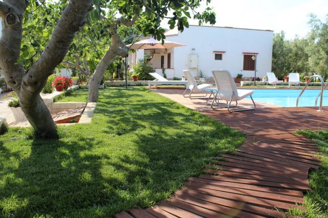 Gargano Puglia Agriturismo Aan De Kust In Vieste Met Zwembad En Manege 8