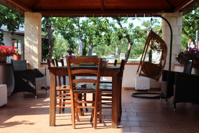 Gargano Puglia Agriturismo Aan De Kust In Vieste Met Zwembad En Manege 9
