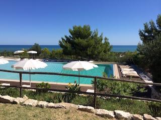 Gargano Puglia Vakantiepark Adriatische Zee 11