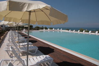 Gargano Puglia Vakantiepark Adriatische Zee 12