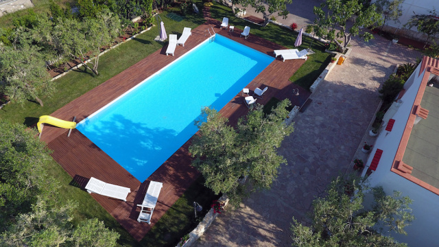 Gargano Vieste Agriturismo Met Zwembad En Manege 20